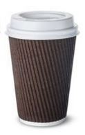Single-use coffee cups can't be recycled through normal recycling streams