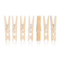 Bamboo Pegs 20-pack