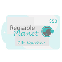 Reusable Planet Gift Voucher $50