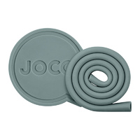 Joco Reusable Roll Straw - Bluestone 17cm