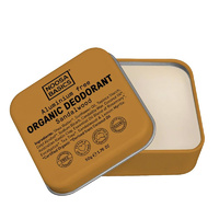 All Natural Organic Deodorant Cream - Sandalwood