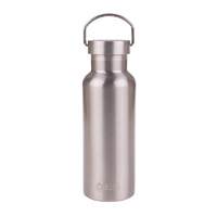 Oasis Vacuum Insulated Drink Bottle 500ml - Silver
