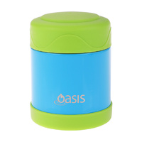 Oasis Kids Food Flask - Blue