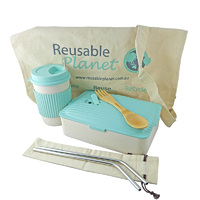 On-The-Go Zero Waste Foodie Pack