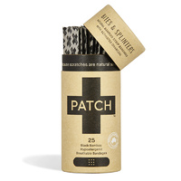Patch Wound Strips - Activated Charcoal