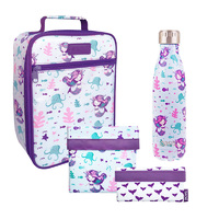 Matchy Matchy School Lunch Kit - Mermaids