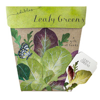 Gift of Seeds - Leafy Greens
