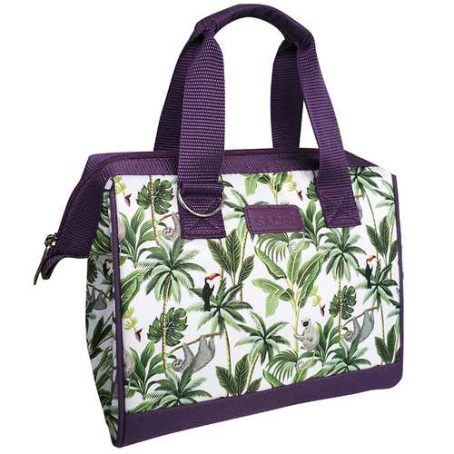 Sachi Lunch Tote - Jungle Friends Design