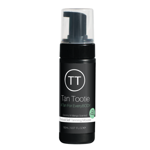 Tan Tootie Natural Self-tanning Mousse