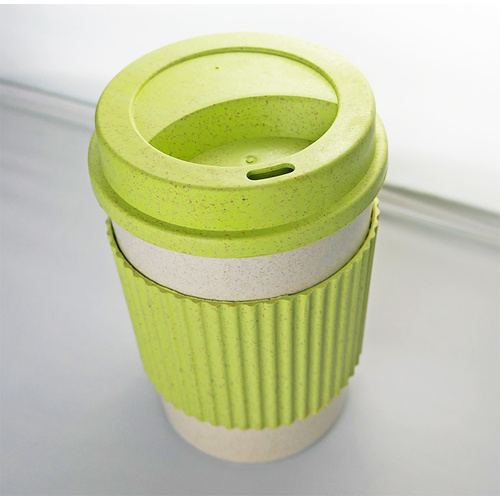 Reusable Coffee Cup - Regular Green